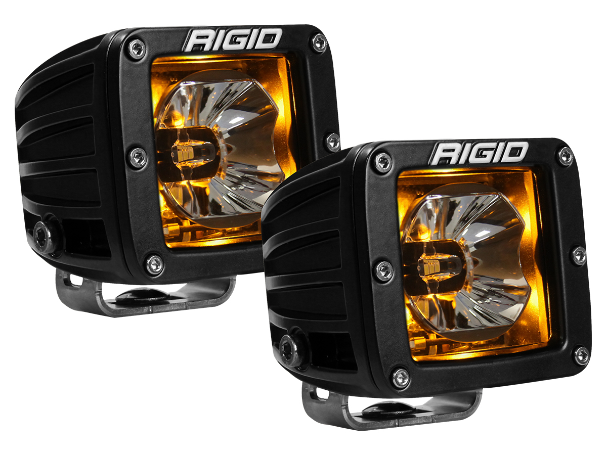 Rigid Radiance POD Adds Colors to Dually LED Lights